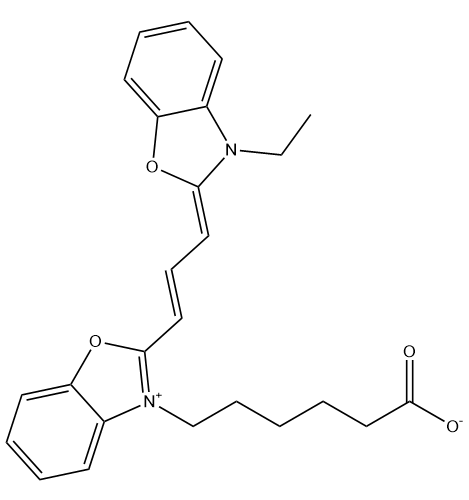 Cy2 Chemical Structure