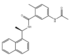 PLpro inhibitor Chemical Structure