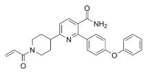 Orelabrutinib Chemical Structure