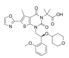 Firsocostat (S enantiomer) Chemical Structure