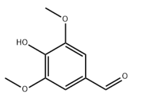 Syringaldehyde Chemical Structure