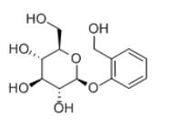 Salicin Chemical Structure