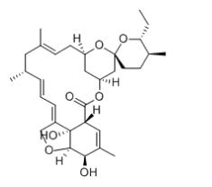 Milbemycin A4 Chemical Structure