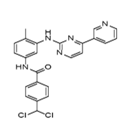 Imatinib Impurity Chemical Structure