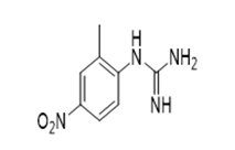 N-(2-Methyl-4-nitrophenyl)-guanidine Chemical Structure