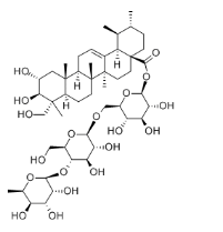 Asiaticoside Chemical Structure