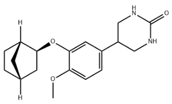 Atizoram Chemical Structure