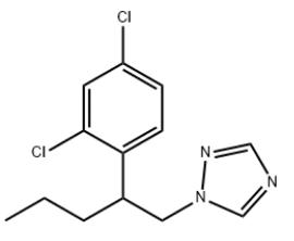 Penconazole Chemical Structure