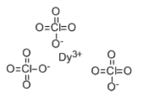 Dysprosium(3+) perchlorate Chemical Structure