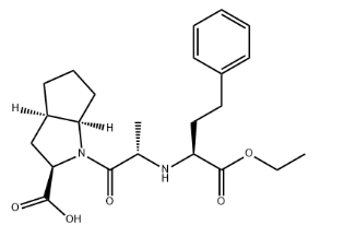 Ramipril impurity N Chemical Structure