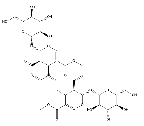 Centauroside Chemical Structure