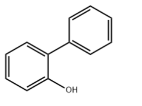 2-Phenylphenol Chemical Structure