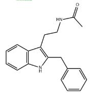 Luzindole Chemical Structure