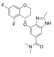 Tegoprazan Chemical Structure