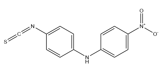 Amoscanate Chemical Structure