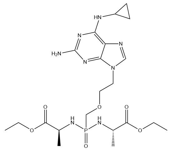 GS-9219 Chemical Structure