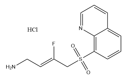 PXS5505 HCl Chemical Structure