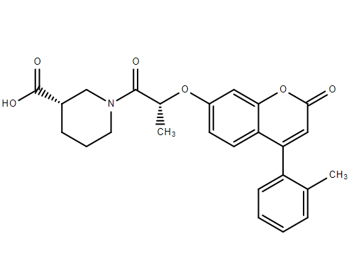 LDC203974 Chemical Structure