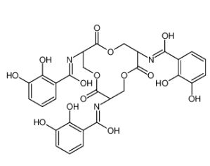 Enterobactin Chemical Structure