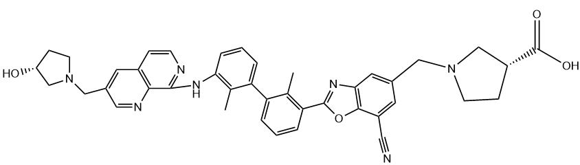 INCB086550 Chemical Structure