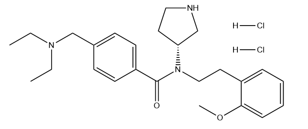 PF429242 dihydrochloride Chemical Structure