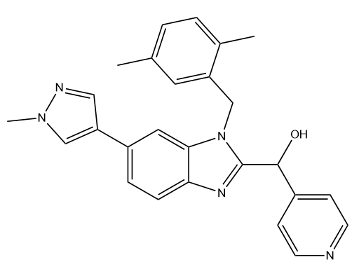 UCB-9260 Chemical Structure