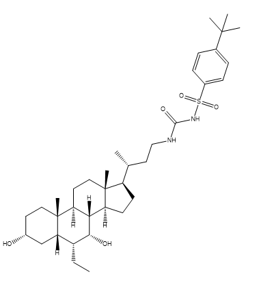 EDP-305 Chemical Structure