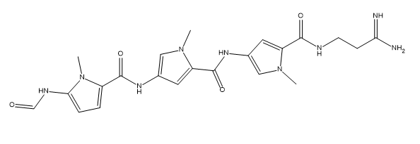 Distamycin A Chemical Structure