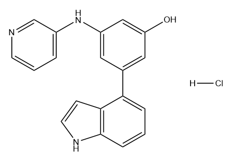 OUN10989 HCl Chemical Structure