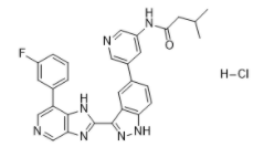 Adavivint HCl Chemical Structure