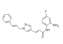 RGFP966 Chemical Structure