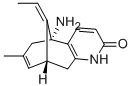 (-)-Huperzine A Chemical Structure