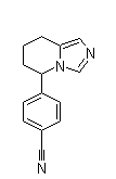 Fadrozole Chemical Structure