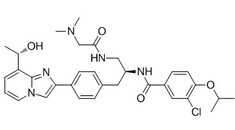 GSK-923295 Chemical Structure