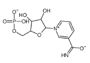 β-nicotinamide D-ribonucleotide Chemical Structure