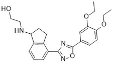 CYM5442 Chemical Structure