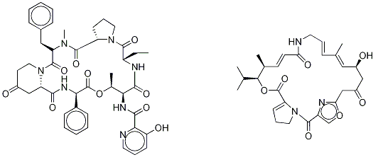 Virginiamycin Chemical Structure