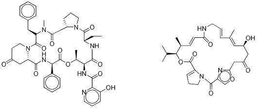 Virginiamycin Chemical Structure