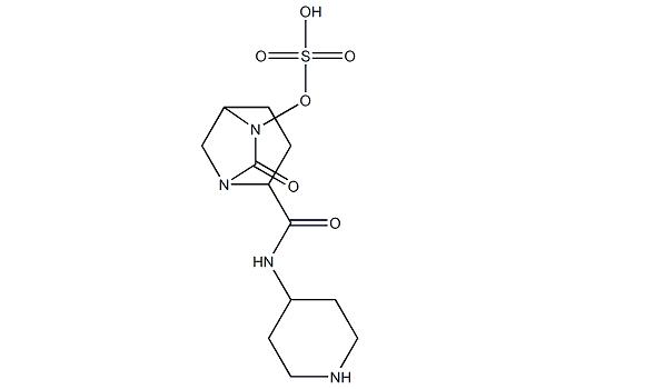 Relebactam Chemical Structure
