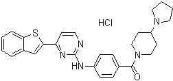 IKK-16 HCl Chemical Structure