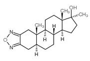 Furazabol Chemical Structure