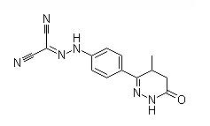 Simendan Chemical Structure