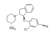 SAR7334 Chemical Structure