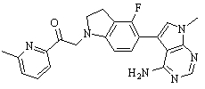 GSK2656157 Chemical Structure