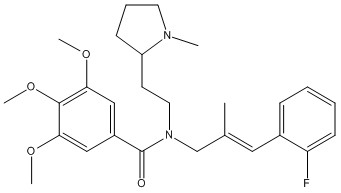 VUF11207 Chemical Structure