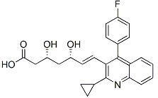 Pitavastatin Chemical Structure