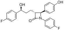 Ezetimibe Chemical Structure