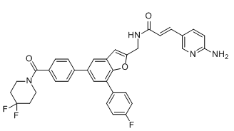 KPT9274 Chemical Structure