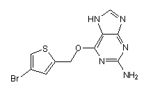 Lomeguatrib Chemical Structure