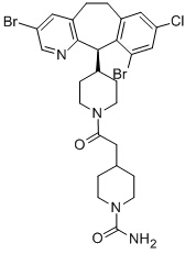 Lonafarnib Chemical Structure